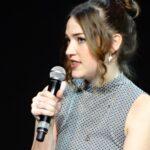 Panel Violett Beane - Arc Con - Photo : Kevvvvvvv_