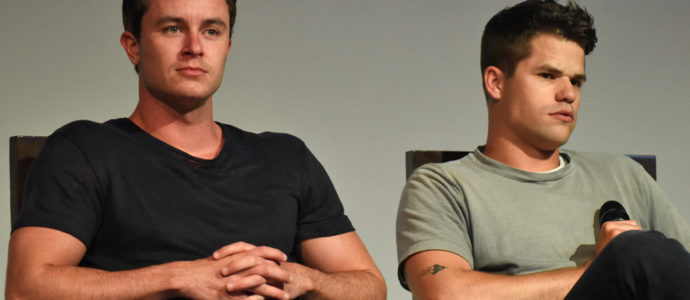 The Full Moon Is Coming Back Again - Ryan Kelley & Max Carver - Photo : Rostercon.com / Youbecom.fr