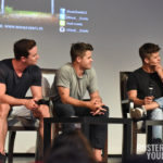 The Full Moon Is Coming Back Again - Ryan Kelley, Max Carver, Charlie Carver - Photo : Rostercon.com / Youbecom.fr