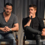 The Full Moon Is Coming Back Again - Ian Bohen & Max Carver - Photo : Rostercon.com / Youbecom.fr
