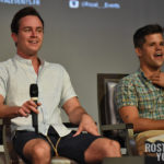 The Full Moon Is Coming Back Again - Ryan Kelley & Charlie Carver - Photo : Rostercon.com / Youbecom.fr