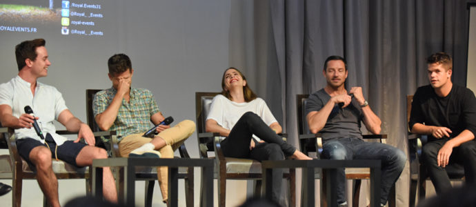 The Full Moon Is Coming Back Again - Panel Teen Wolf Convention - Photo : Rostercon.com / Youbecom.fr