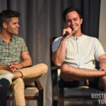 The Full Moon Is Coming Back Again - Charlie Carver & Ryan Kelley - Photo : Rostercon.com / Youbecom.fr