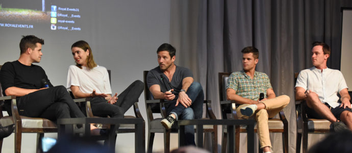 The Full Moon Is Coming Back Again - Panel convention Teen Wolf - Photo : rostercon/youbecom