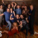 Photoshoot Rebels Spartacus 3 - Groupe - Photo : MarjorieCDeeb