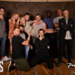 Rebels Spartacus III - Photoshoot groupe - Photo : ludiegaga@gmail.com