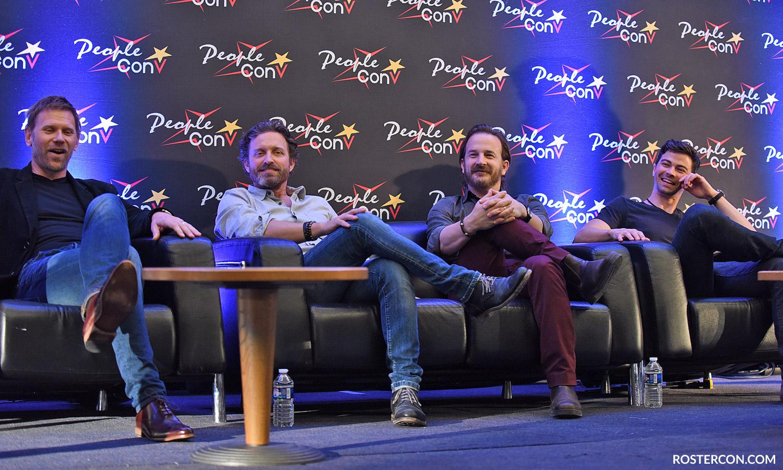 Panel Général - DarkLight Con