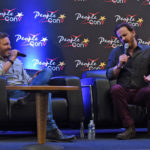 Rob Benedict & Richard Speight Jr. panel - Dark Light Con - Supernatural convention