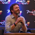 Rob Benedict panel - Dark Light Con - Supernatural convention