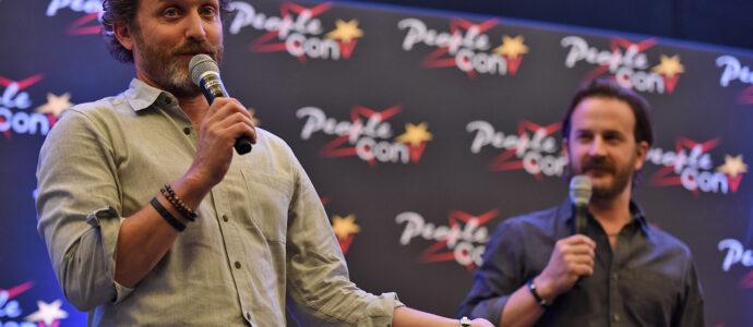 Panel Richard Speight Jr & Rob Benedict - The DarkLight Con - Supernatural