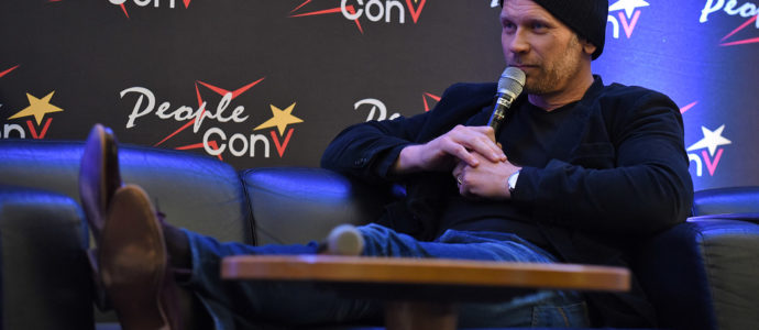 Panel Mark Pellegrino - Dark Light Con - Supernatural Convention