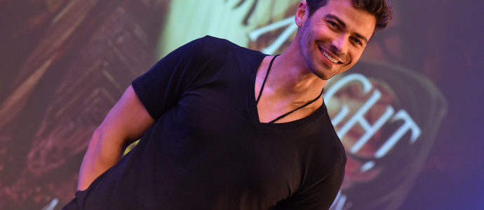 Panel Matt Cohen - The Dark Light Con - Supernatural convention