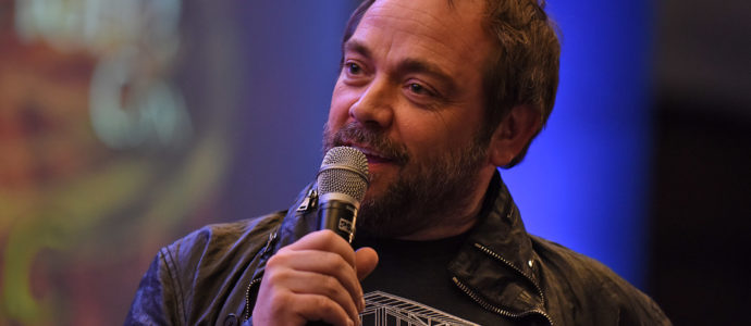 Panel Mark Sheppard - DarkLight Con - Supernatural Convention
