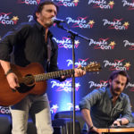 Panel Rob Benedict & Richard Speight Jr - DarkLight Con - Supernatural Convention