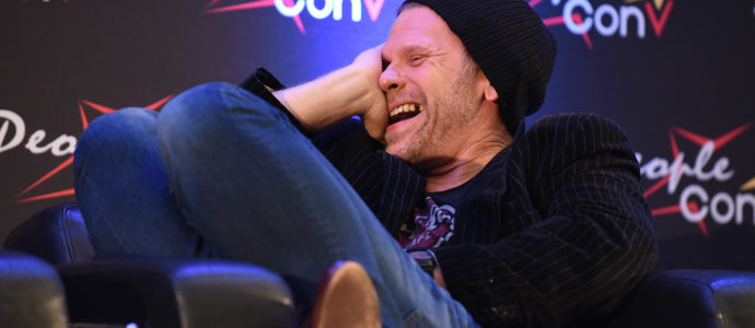 Panel groupe - The dark light con - Supernatural convention