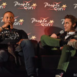 Panel David Ramsey & Michael Rowe - Super Heroes Con 3