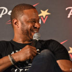 Panel Michael Rowe & David Ramsey - Super Heroes Con 3