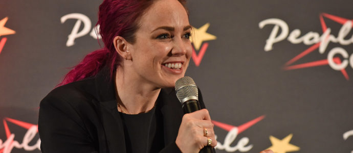 Q&A Caity Lotz – Super Heroes Con 3 – People Convention