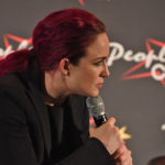 Q&A Caity Lotz - Super Heroes Con 3 - People Convention