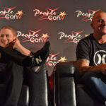 Panel Dominic Purcell & Wentworth Miller - Legends of Tomorrow, Flash, Prison Break