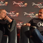 Q&A Dominic Purcell & Wentworth Miller - Legends of Tomorrow, Flash, Prison Break