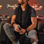 Panel Manu Bennett - Super Heroes Con 3 - Arrow