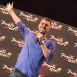 Rick Cosnett - Super Heroes Con 3 - The Flash