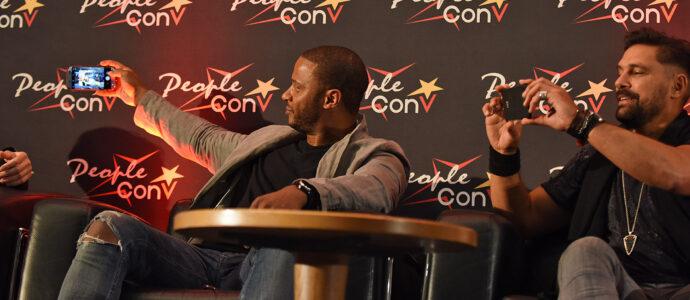 General Q&A - Super Heroes Con 3 - Arrow, The Flash, Legends of Tomorrow & Prison Break