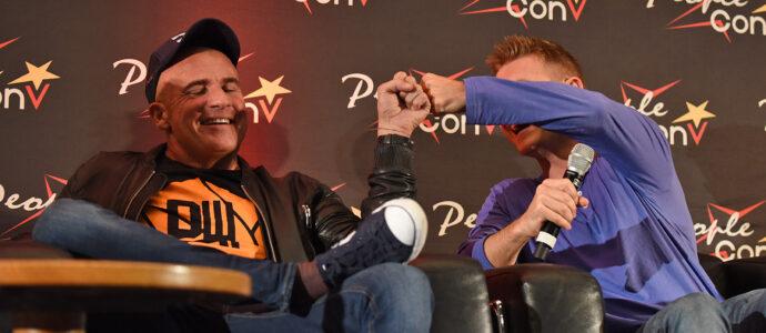 Panel général - Super Heroes Con 3 - Arrow, The Flash, Legends of Tomorrow & Prison Break