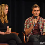 Panel Elizabeth Lail & Scott Michael Foster - Fairy Tales 3 - Once Upon A Time
