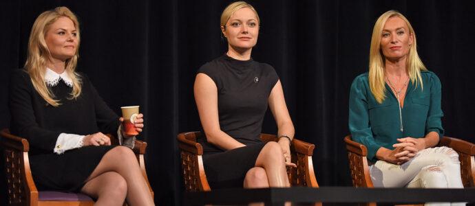 Panel Jennifer Morrison, Georgina Haig & Victoria Smurfit - Fairy Tales 3 - Once Upon A Time