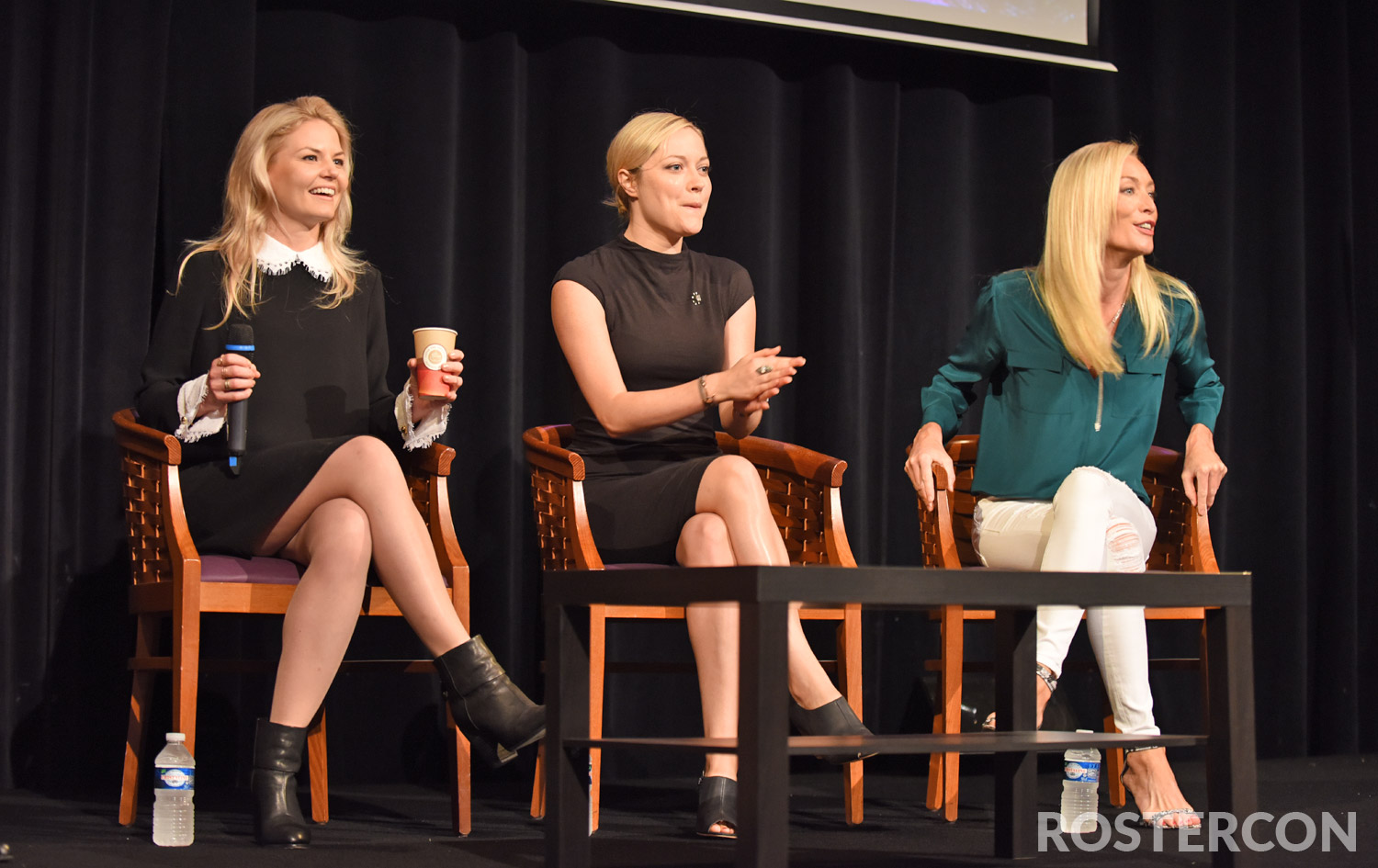 Georgina Haig Once Upon A Time Victoria Smurfit   Ros...