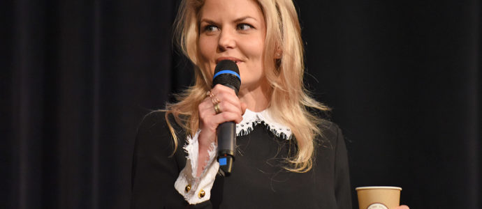 Panel Jennifer Morrison, Georgina Haig & Victoria Smurfit - Fairy Tales 3 - Once Upon A Time
