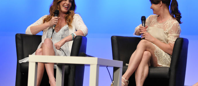 Rebecca Mader & Emilie de Ravin - Fairy Tales 2 - Once Upon A Time