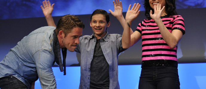 Sean Maguire, Jared S. Gilmore & Lana Parrilla – Fairy Tales 2 – Once Upon A Time