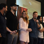 Colin Donnell, Teddy Sears, Shantel VanSanten, Rick Cosnett & Carlos Valdes - Super Heroes Con 2 - People Convention