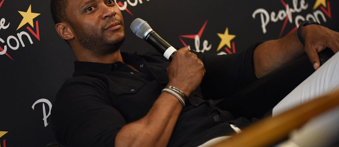 David Ramsey - Panel Super Heroes Con 2 - Photo : Youbecom - Roster Con