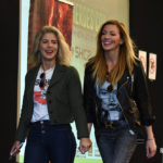Emily Bett Rickards & Katie Cassidy - Super Heroes Con 2 - People Convention