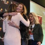 Shantel Vansanten, Emily Bett Rickards & Katie Cassidy - Super Heroes Con 2 - People Convention