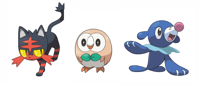 Pokemon Soleil / Lune : de nouvelles infos