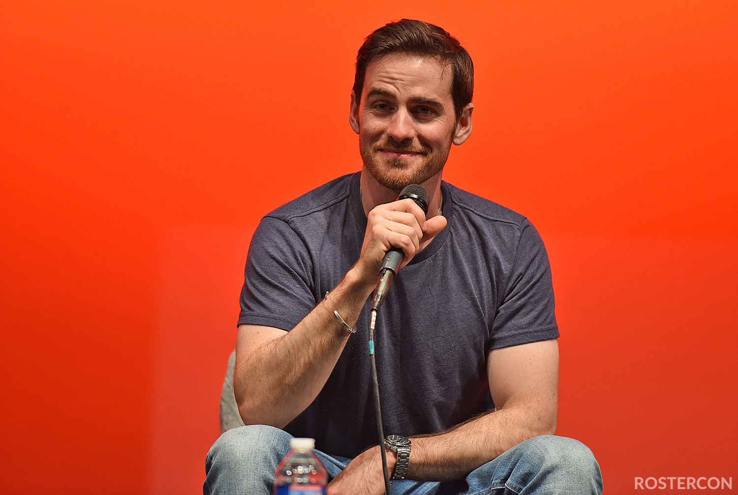 Panel Colin O'Donoghue – Fairy Tales 5 – Once Upon A Time