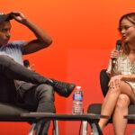 Panel Jamie Chung & Elliot Knight – Fairy Tales 5