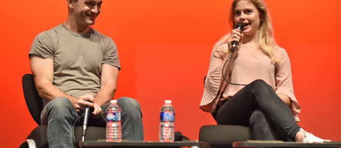 Panel Rose McIver & Sam Witwer - Fairy Tales 5 - Once Upon A Time