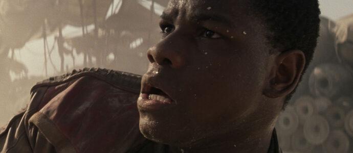 John Boyega au casting de Pacific Rim 2