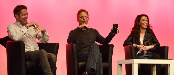Fairy Tales 4 : ce qu'on a retenu du Q&A avec Sean Maguire, Amy Manson et Greg Germann