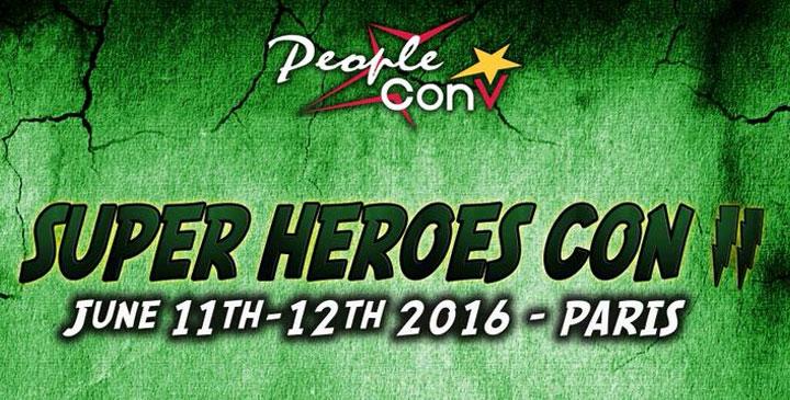 Super Heroes Con 2 : les infos pratiques