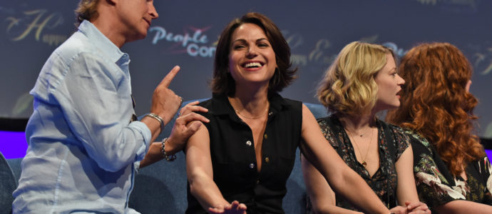 Panel General - The Happy Ending Convention - Once Upon A Time