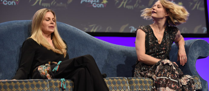 Panel Sean Maguire, Rebecca Mader, Emilie de Ravin, Kristin Bauer – The Happy Ending Convention