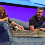 Panel Sean Maguire, Rebecca Mader, Emilie de Ravin, Kristin Bauer – The Happy Ending Convention