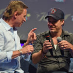 Panel Robert Carlyle & Michael Raymond-James – The Happy Ending Convention – Once Upon A Time